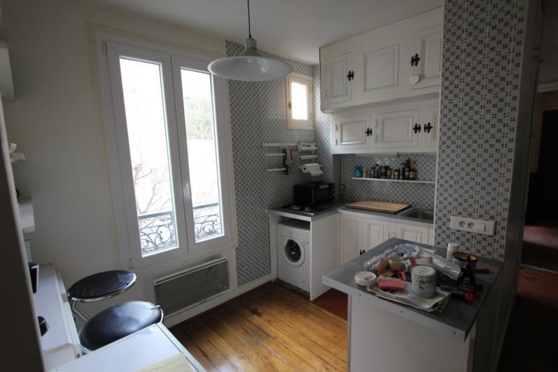 Rental apartment Paris 9ème 1150€ CC - Picture 3