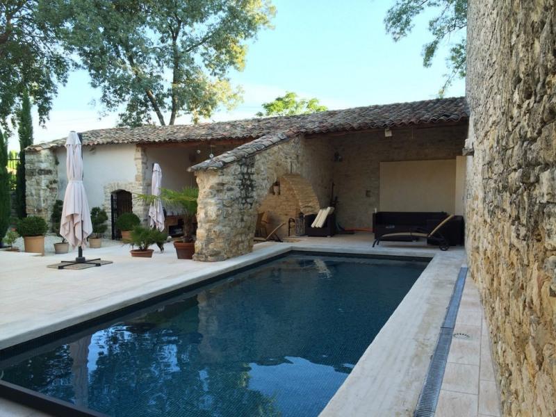 Deluxe sale house / villa Uzès 990000€ - Picture 2