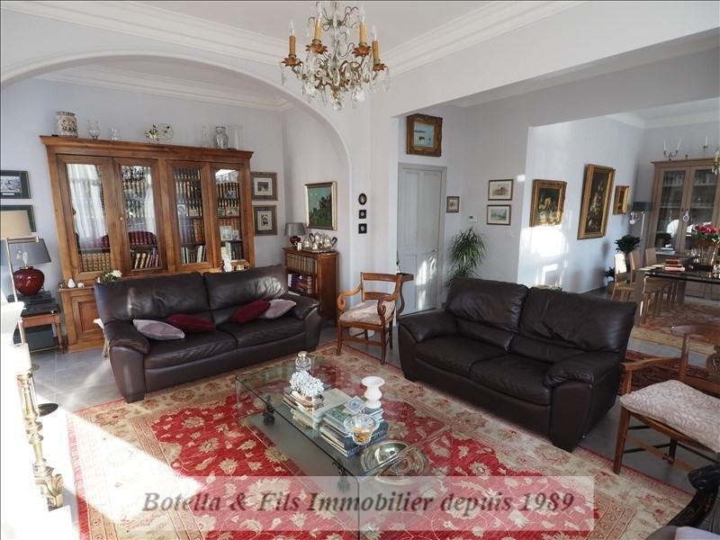 Verkoop van prestige  huis Bagnols sur ceze 630000€ - Foto 5
