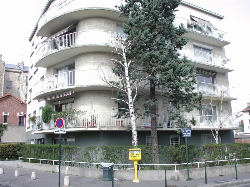Rental apartment Asnieres sur seine 695€ CC - Picture 1