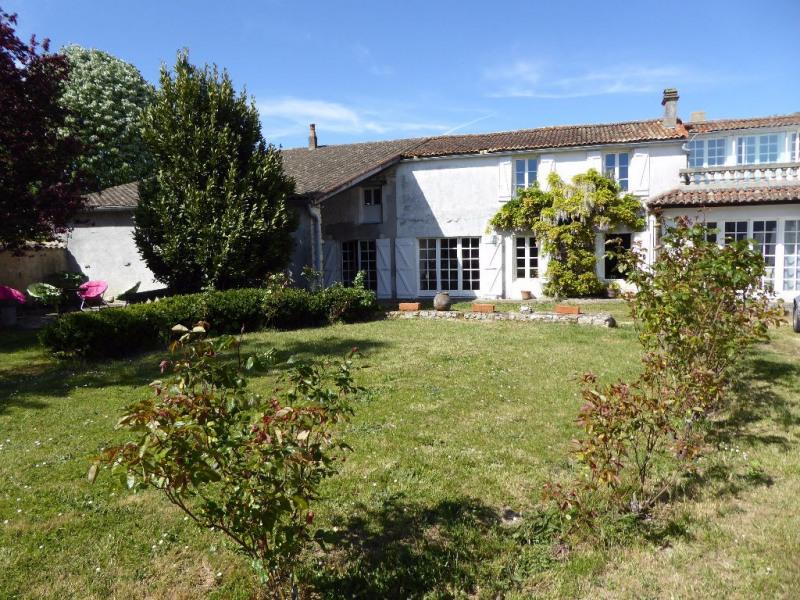 Vente maison / villa Bourgneuf 449000€ - Photo 1