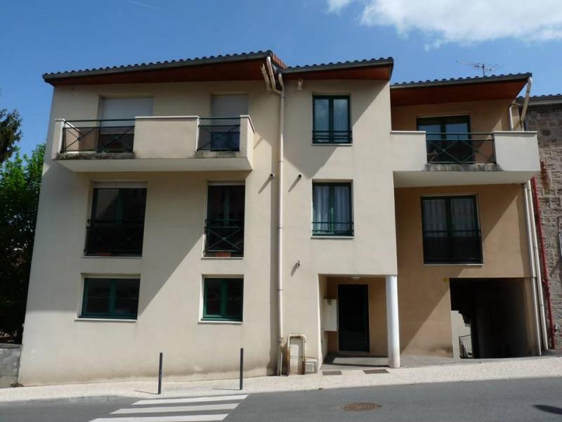 Revenda apartamento Roche-la-moliere 85000€ - Fotografia 1