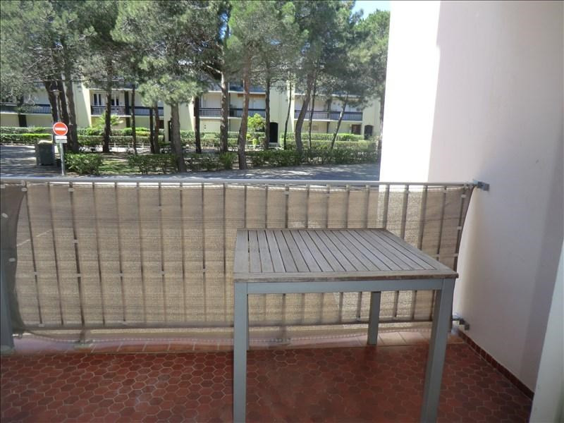 Sale apartment Argeles plage 118 000€ - Picture 1