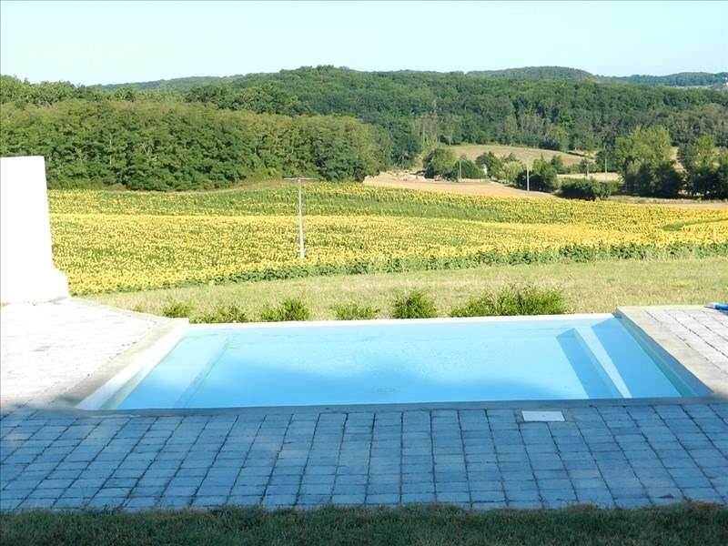 Deluxe sale house / villa Laroque timbaut 546000€ - Picture 9