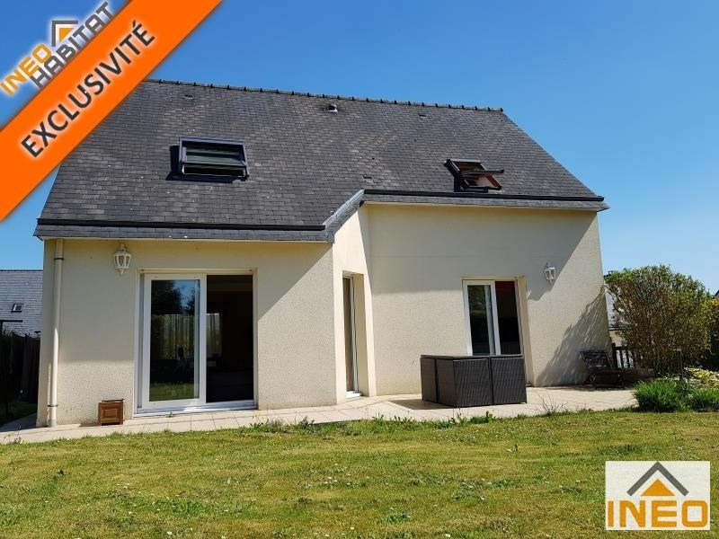 Vente maison / villa La meziere 313500€ - Photo 1