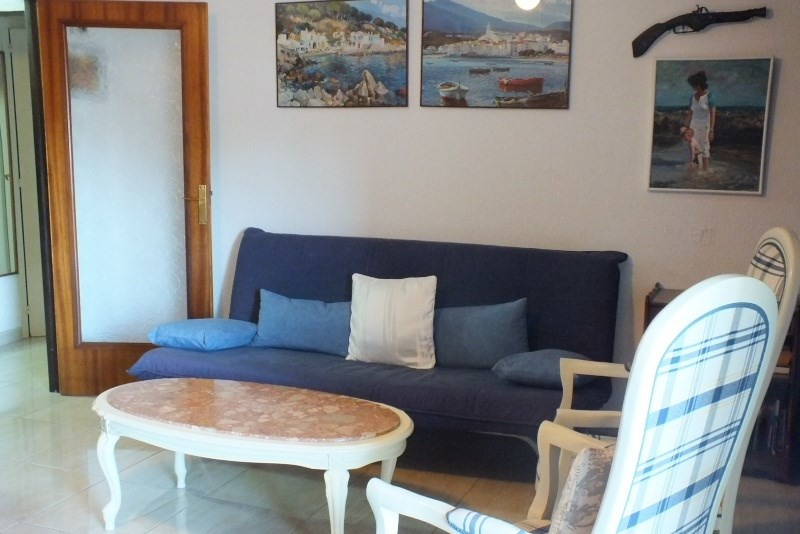 Vacation rental apartment Roses santa-margarita 360€ - Picture 7