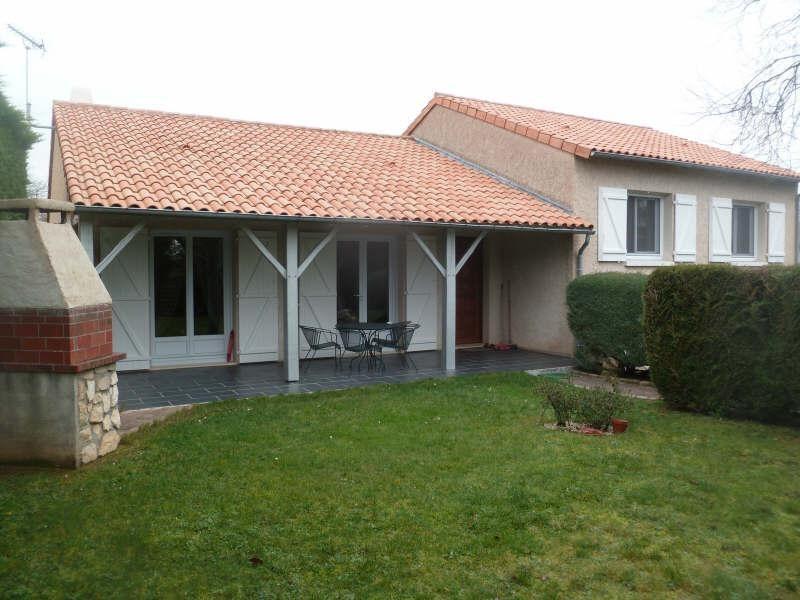 Vente maison / villa Fontaine le comte 240000€ -  1