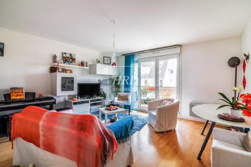 Verkoop  appartement Strasbourg 220500€ - Foto 3