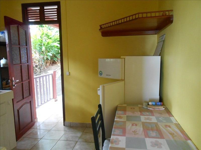 Rental apartment Bouillante 650€cc - Picture 2