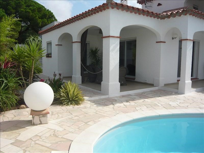 Vente maison / villa Villeneuve de la raho 466000€ - Photo 2