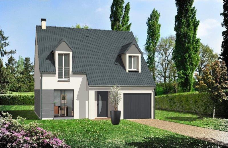 Maison  5 pièces + Terrain 650 m² Mont-Cauvaire par RESIDENCES INTER ROUEN