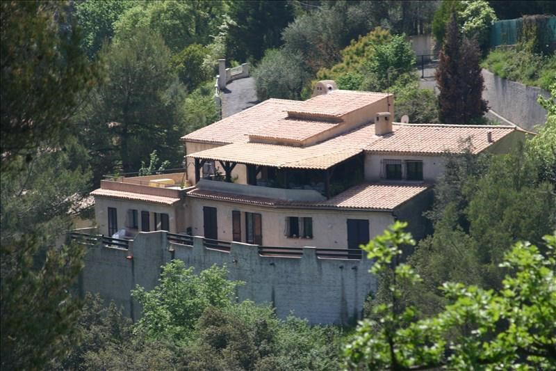 Vente de prestige maison / villa Castagniers 785000€ - Photo 1