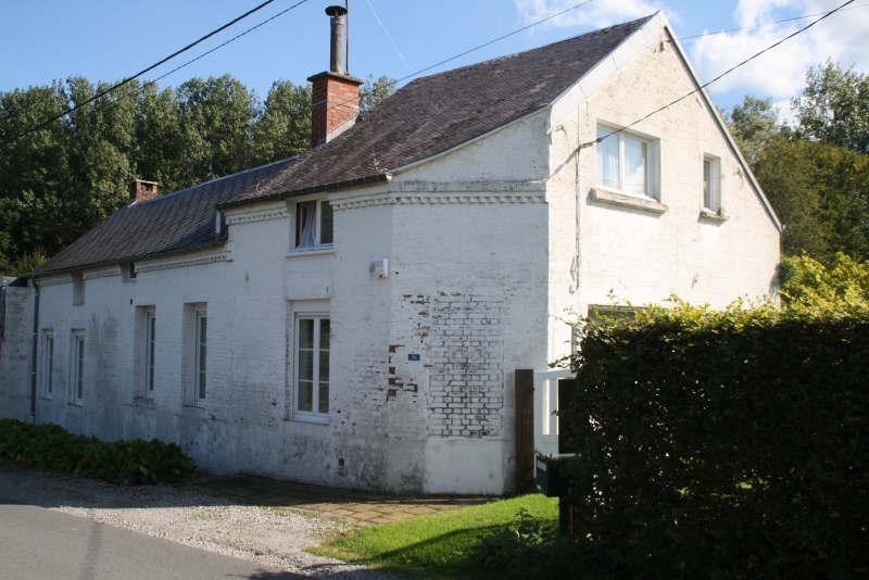 Sale house / villa Avesnes sur helpe 142900€ - Picture 1