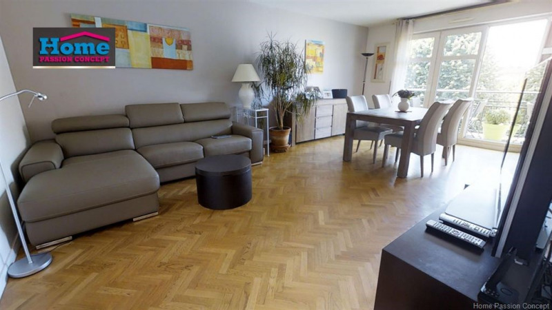 Sale apartment Suresnes 559 000€ - Picture 2
