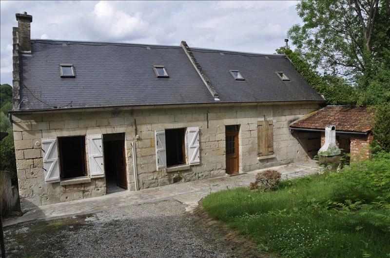 Sale house / villa Soissons 128000€ - Picture 1