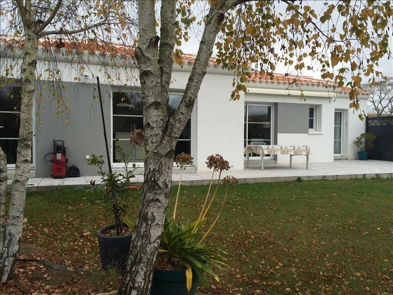 Vente maison / villa Jard sur mer 291200€ - Photo 1