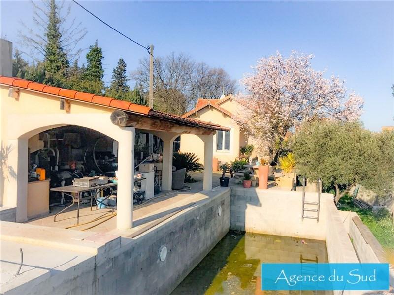 Vente maison / villa Aubagne 395000€ - Photo 3