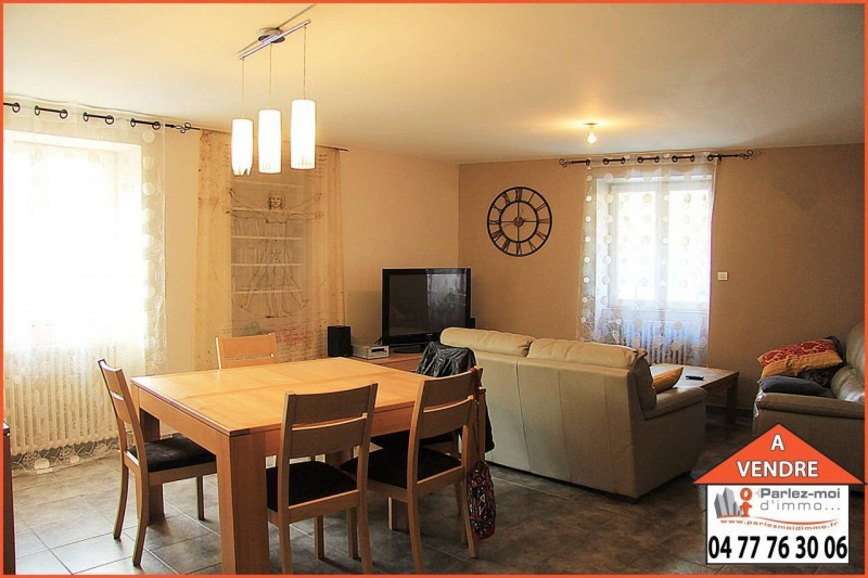 Vente maison / villa Chazelles-sur-lyon 225000€ - Photo 4