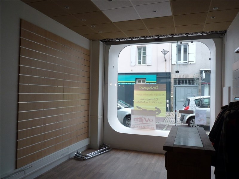 Rental empty room/storage La roche sur yon 550€ +CH/ HT - Picture 2