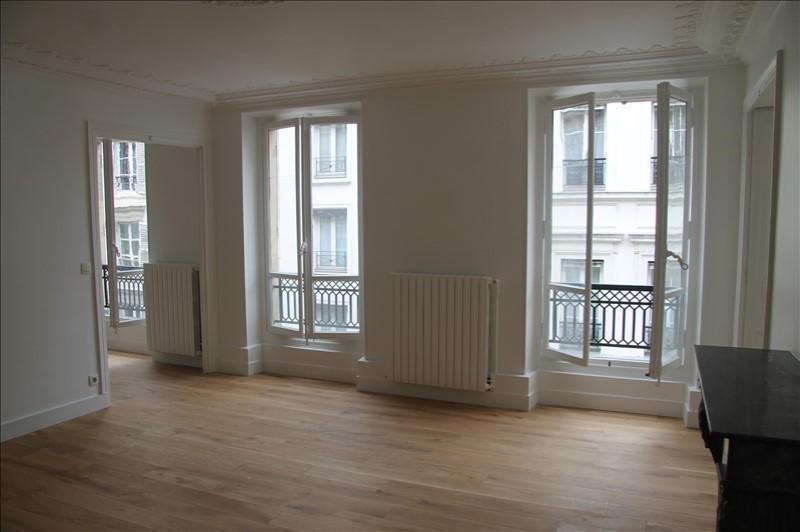 Verhuren  appartement Paris 8ème 3400€ CC - Foto 1