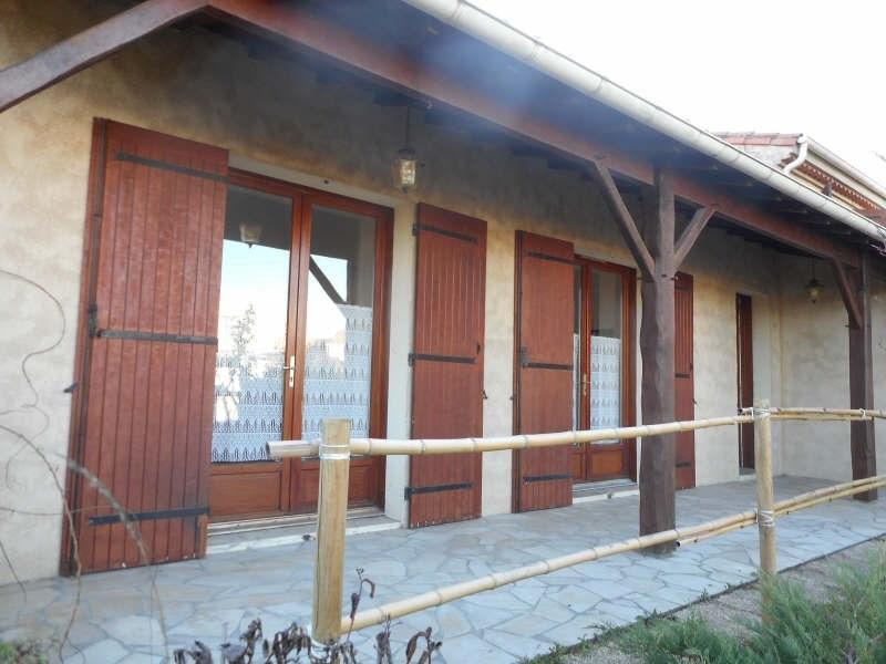 Sale house / villa Vaux sur mer 275000€ - Picture 1