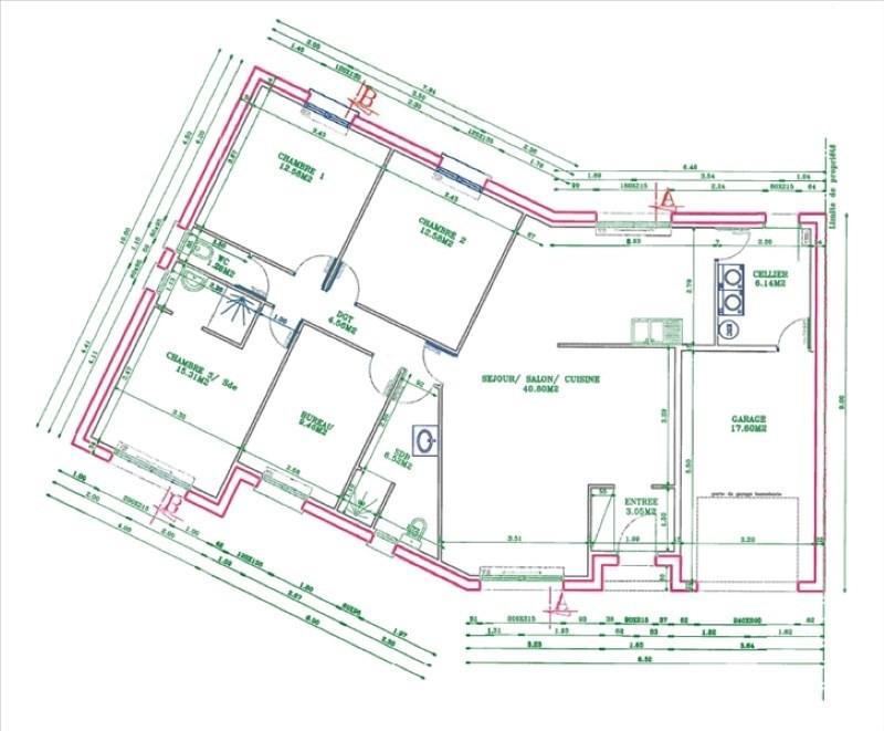 Vente maison / villa Vineuil 272000€ - Photo 1