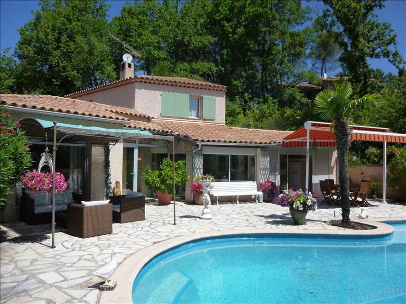 Sale house / villa Pierrevert 333800€ - Picture 1