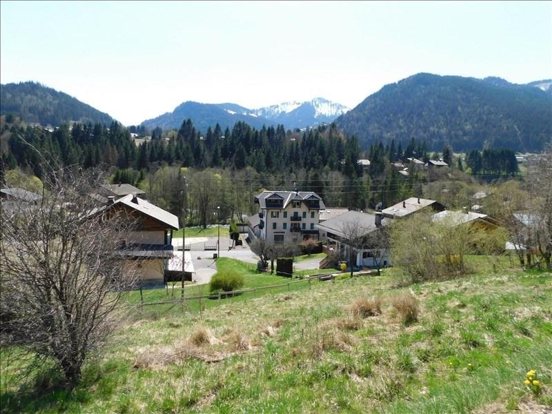 Vendita terreno Montriond 299000€ - Fotografia 2