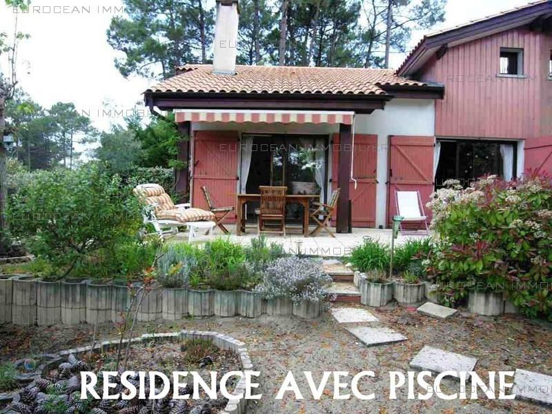 Vacation rental house / villa Lacanau-ocean 680€ - Picture 1