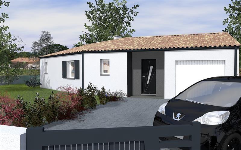 Maison  4 pièces + Terrain 535 m² Escalquens par LES BASTIDES LAURAGAISES