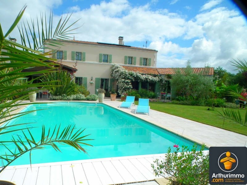 Deluxe sale house / villa Matha 685 000€ - Picture 2