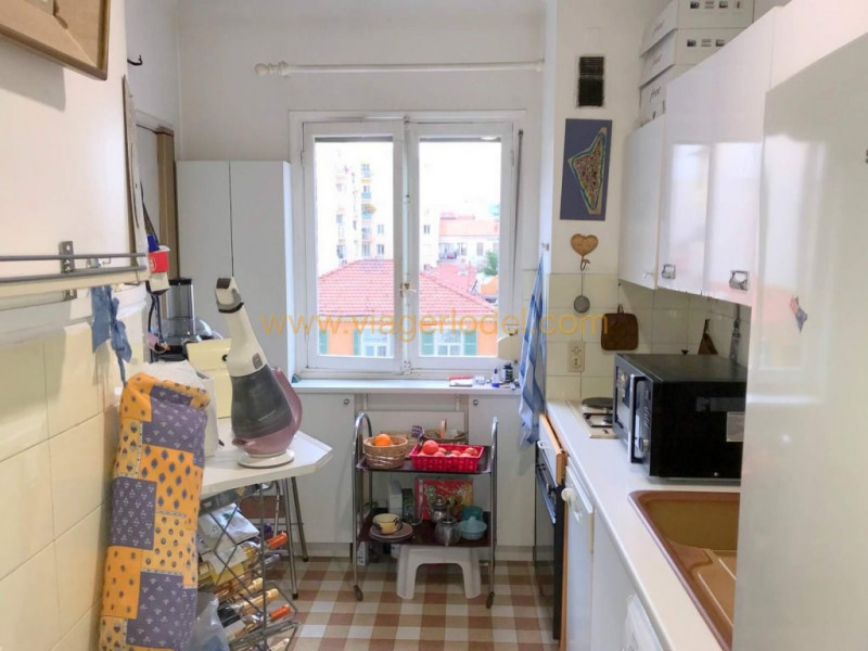 Viager appartement Nice 150000€ - Photo 7