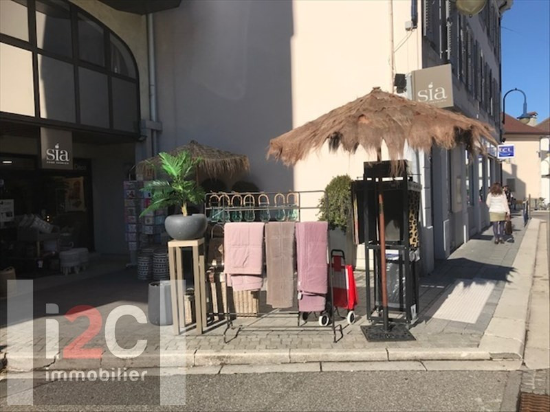 Vente local commercial Divonne les bains 155 000€ - Photo 1