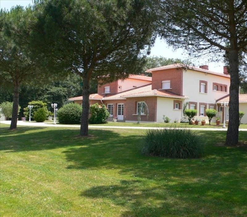 Vente de prestige maison / villa St sulpice sur leze 1100000€ - Photo 1