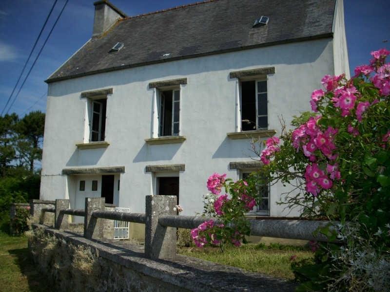 Vente maison / villa Plouhinec 74900€ - Photo 1