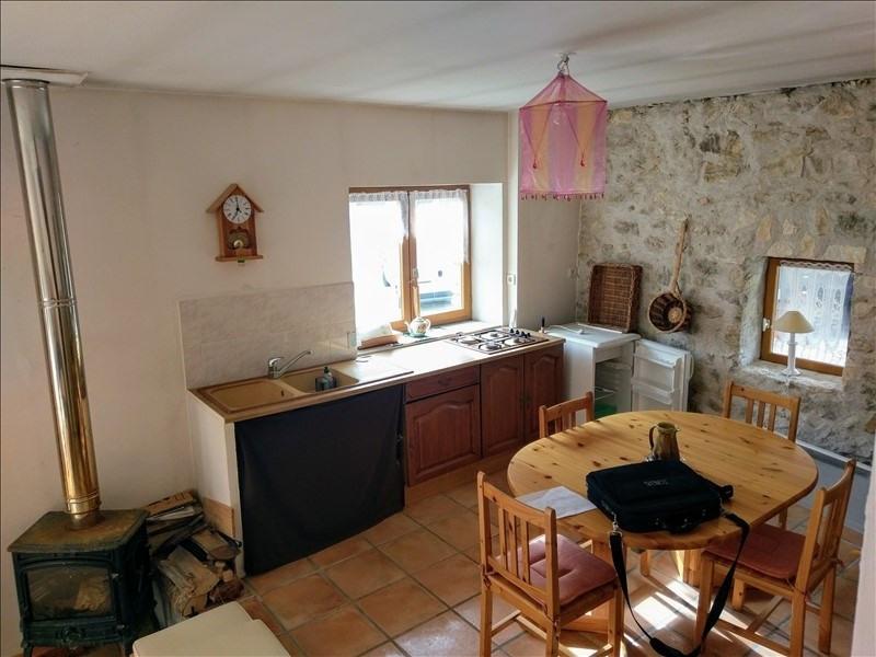 Vente maison / villa Le poizat 149900€ - Photo 10