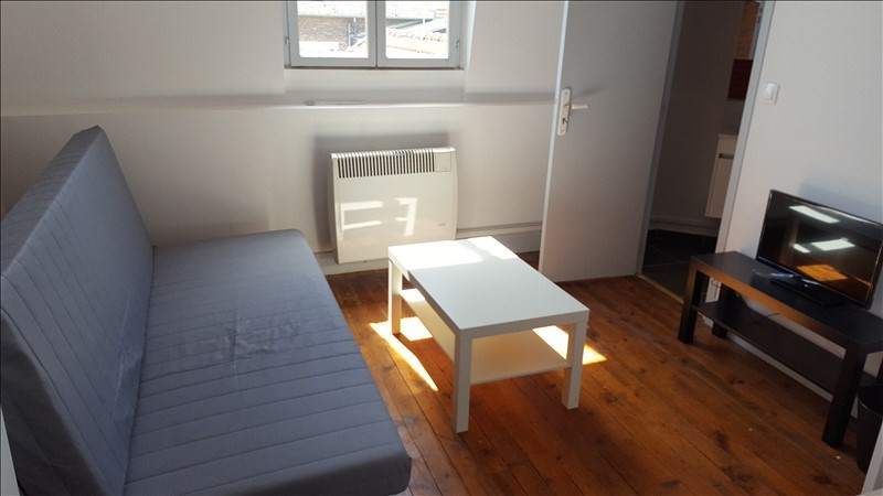 Rental apartment St quentin 450€ CC - Picture 1