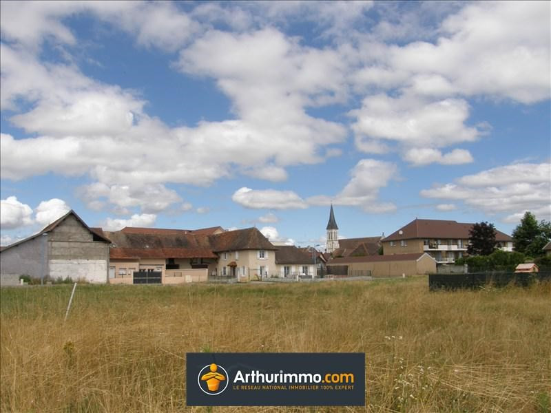 Vente terrain Morestel 71 000€ - Photo 2