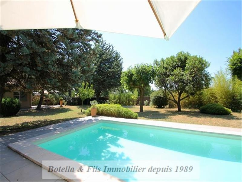 Deluxe sale house / villa Uzes 849000€ - Picture 2