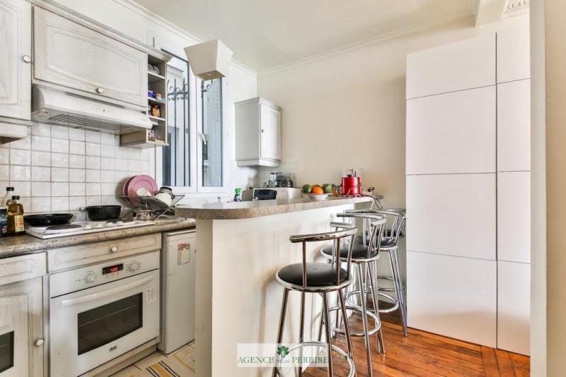 Sale apartment Paris 17ème 425000€ - Picture 11
