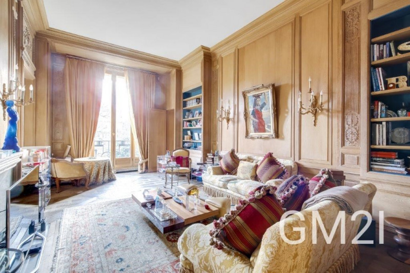 Vente de prestige appartement Paris 16ème 15 750 000€ - Photo 4