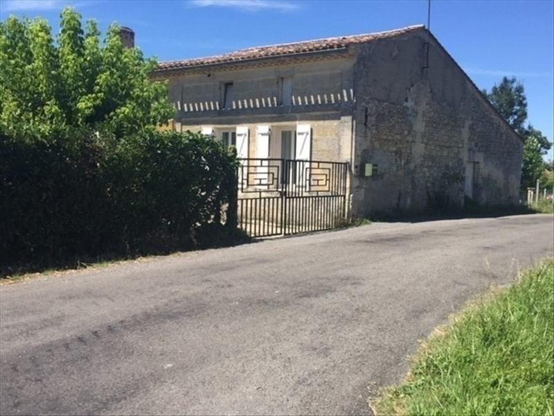 Vente maison / villa St andre de cubzac 149000€ - Photo 1
