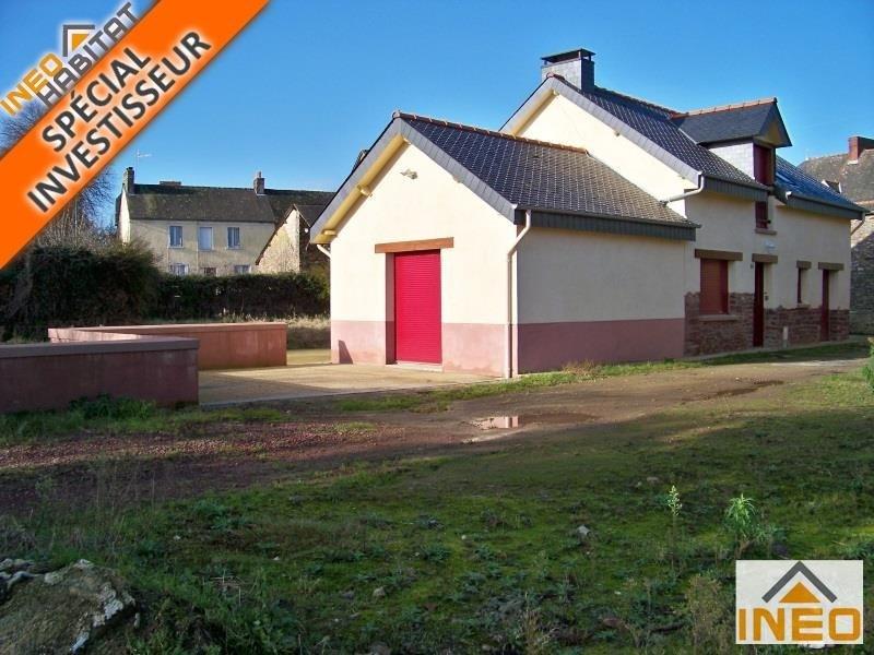 Vente maison / villa St malon sur mel 168000€ - Photo 1