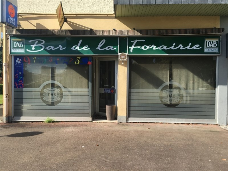 Location local commercial Fougeres 450€ HT/HC - Photo 1