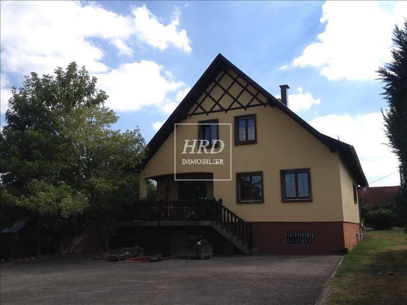 Sale house / villa Marmoutier 350000€ - Picture 4