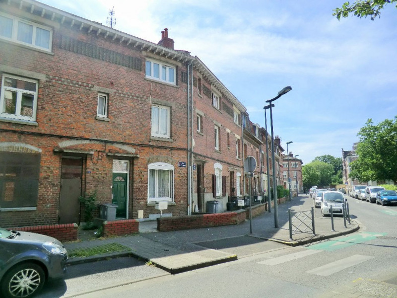 Vente maison / villa Lille 123 000€ - Photo 1