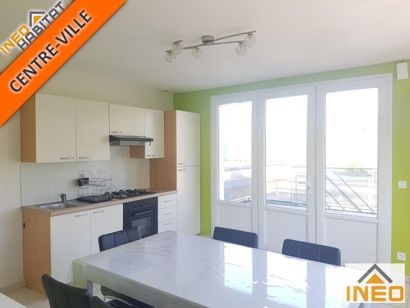 Vente appartement Montreuil sur ille 112300€ - Photo 1