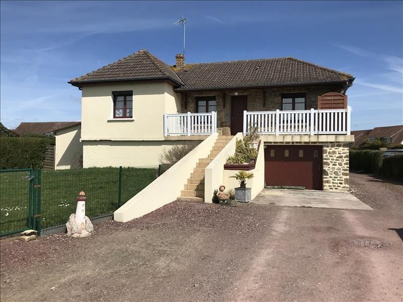 Sale house / villa Creances 168500€ - Picture 1
