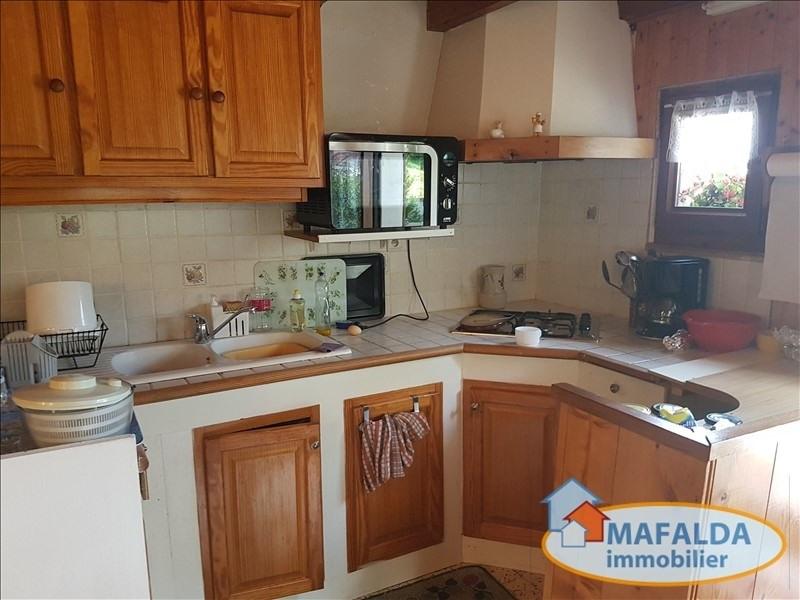 Vente maison / villa Mont saxonnex 222000€ - Photo 2