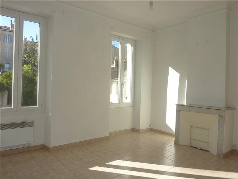 Alquiler  apartamento Marseille 6ème 730€ CC - Fotografía 1